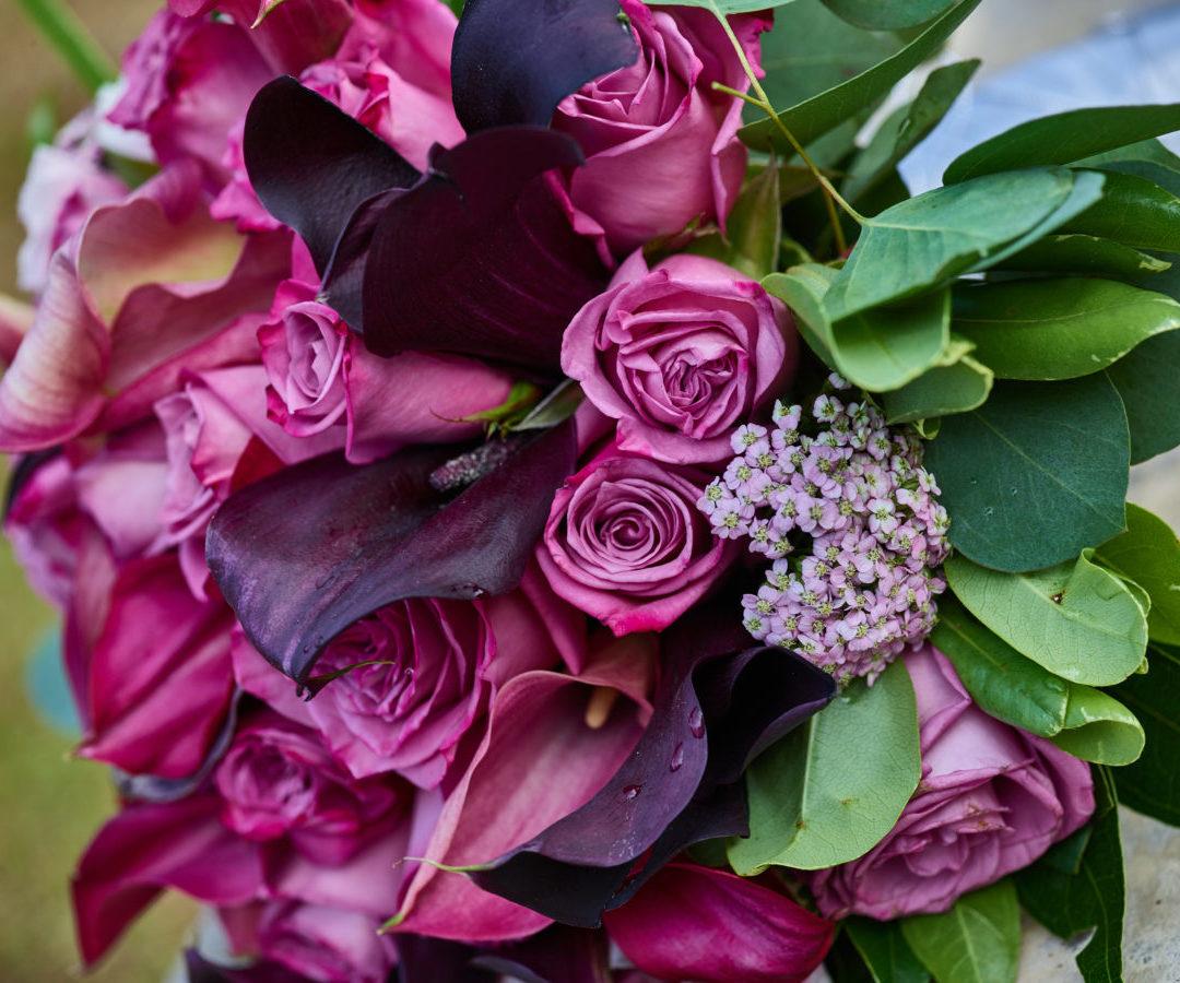 Decoración y bouquet