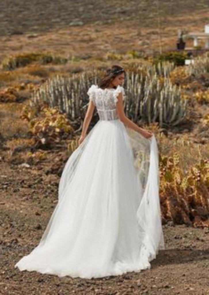 vestidos para boda civil de dia