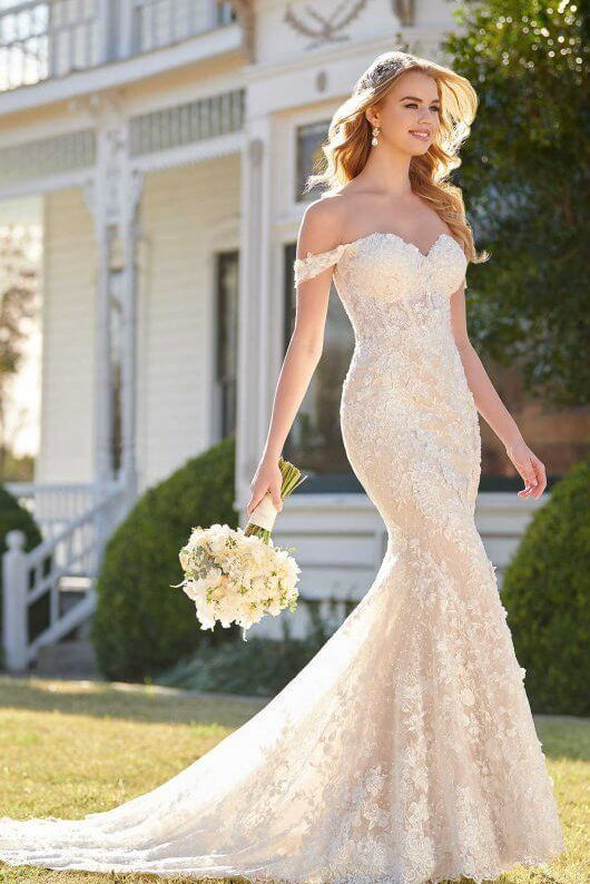Vestidos para una boda campestre
