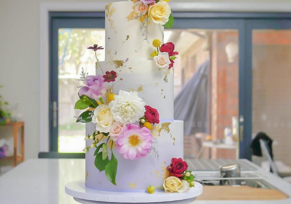 Pastel para matrimonios bogotá