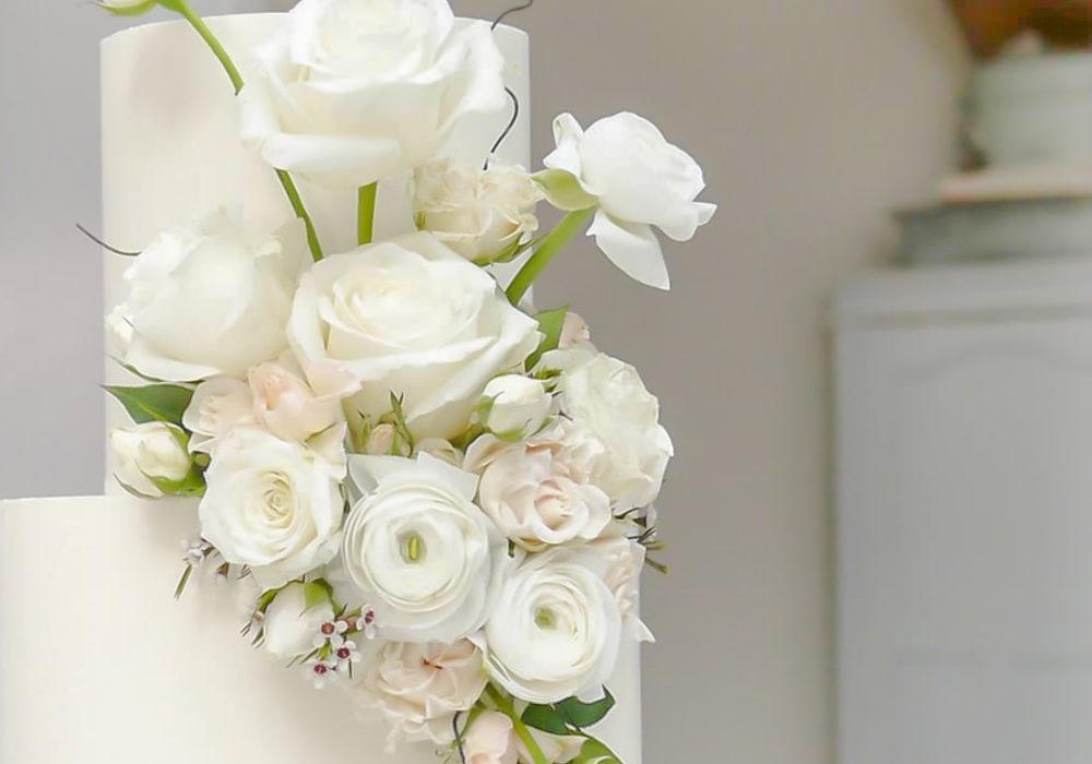 Torta para matrimonios bogotá