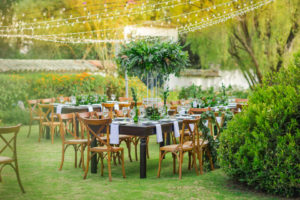 Matrimonios al aire libre