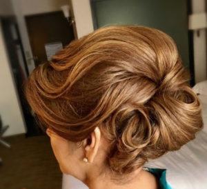 Peinados para la mamá de la novia