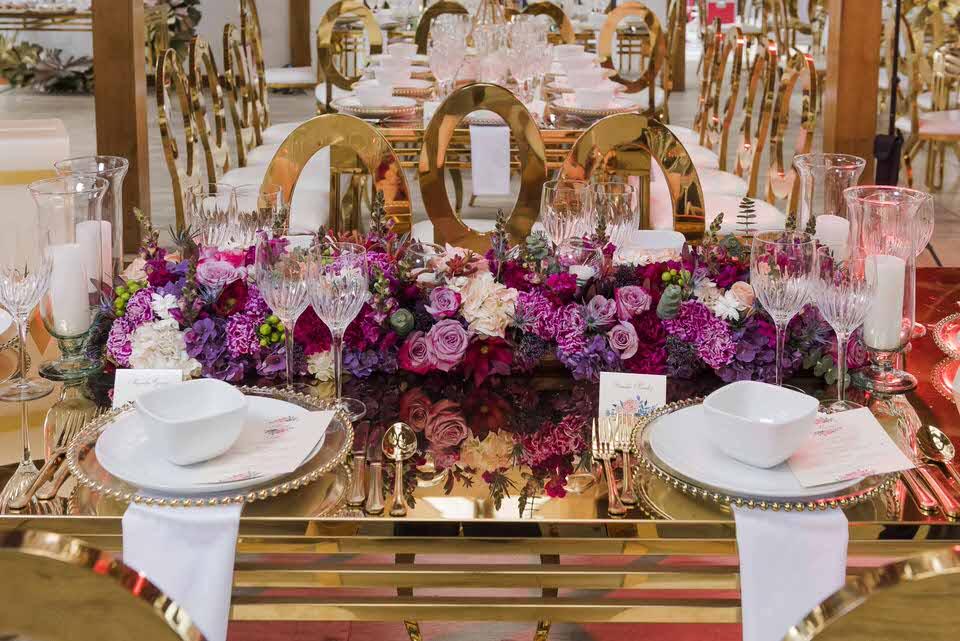 decoración para bodas