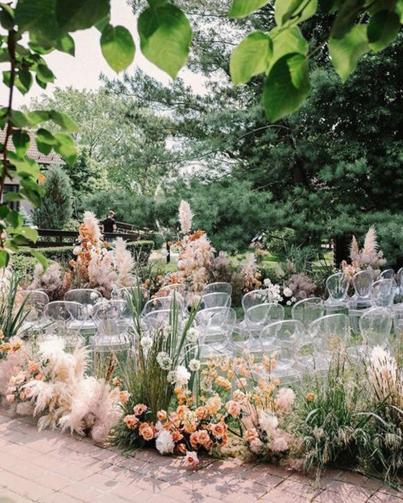 Matrimonio parque de los novios
